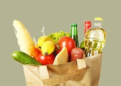 Lebensmittelversorgung