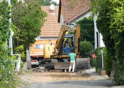 Ausbau Obere / Untere Grabenstraße
