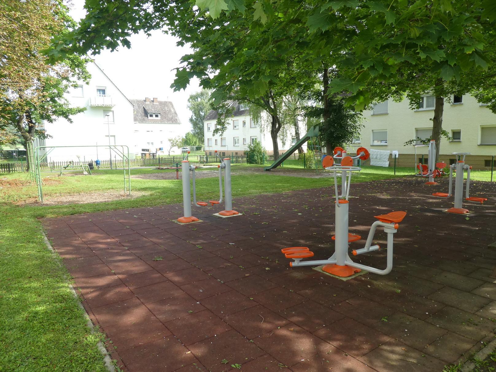 Spielplatz Gebgernstraße
