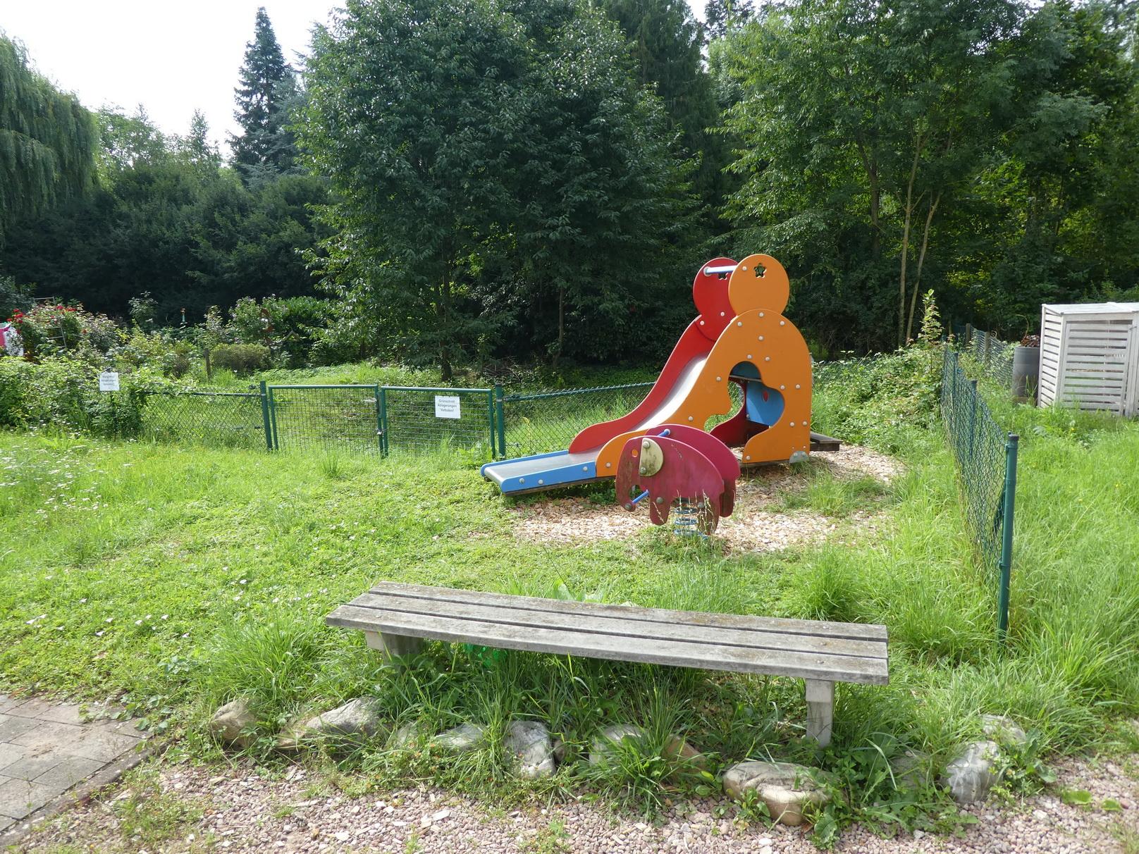 Spielplatz Kloningerspark