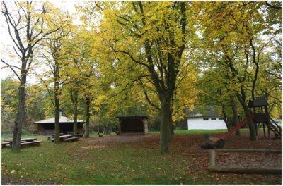 Mariannenhütte im Langenlonsheimer Wald